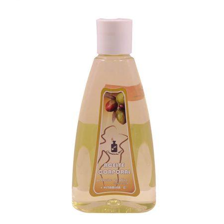 Bote de aceite corporal de Cosmética olivo