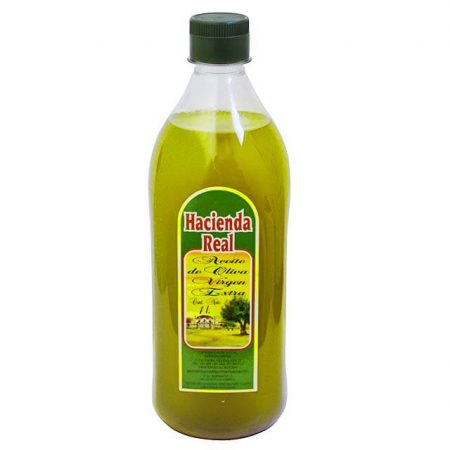 Fresh unfiltered olive oil Hacienda Real 1 l