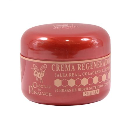Regenerating cream with royal jelly of Castillo de Peñalver