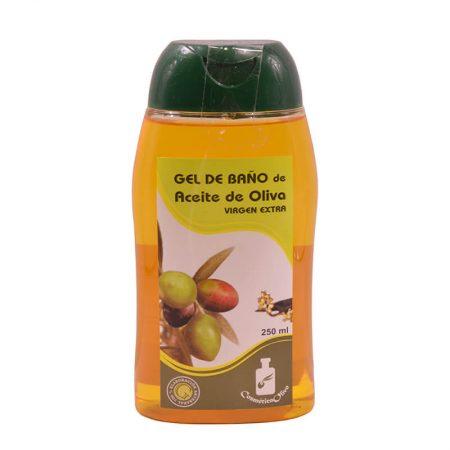 Gel con aceite de oliva de Cosmética Olivo