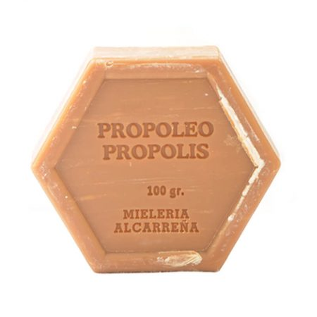 Propolis Soap of Castillo de Peñalver