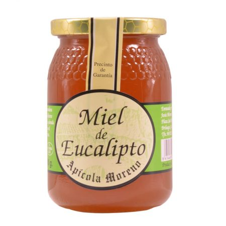 Eucalyptus honey from Apícola Moreno