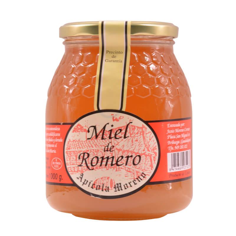 Honig aus Rosmarin vonApícola Moreno