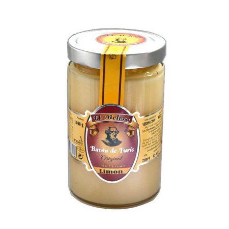 Miel de limón del Varón de Turís