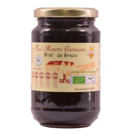 Bio Heidekraut-Honig von Rancho Cortesano, reiner Honig