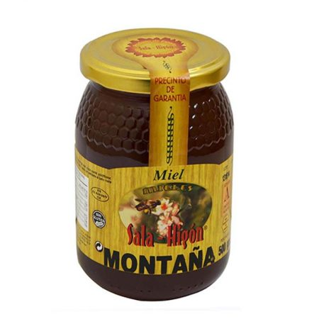 Mountain honey of Sala e Higón