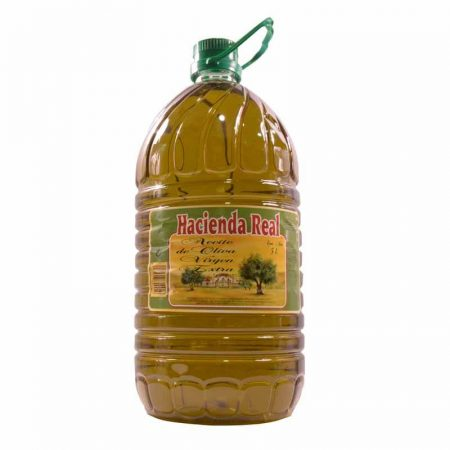 olive oil of Hacienda Real de 5 l