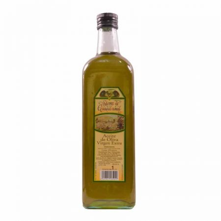 Olivenöl aus der Pico limón-Olive