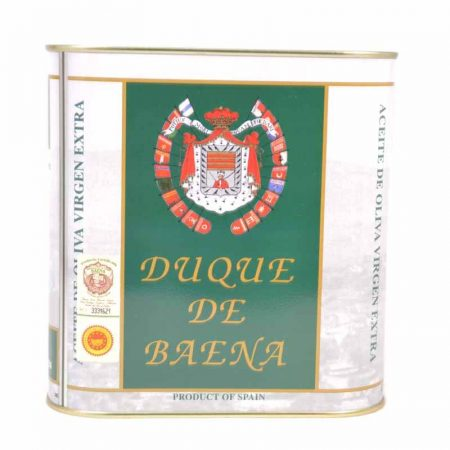 Olive oil of Duque de Baena 2.5 l