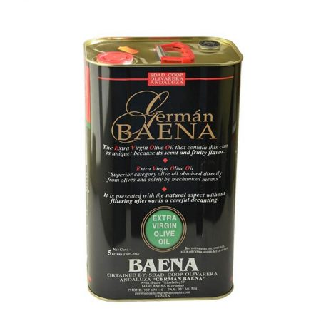 Can of German Baena de 5 l
