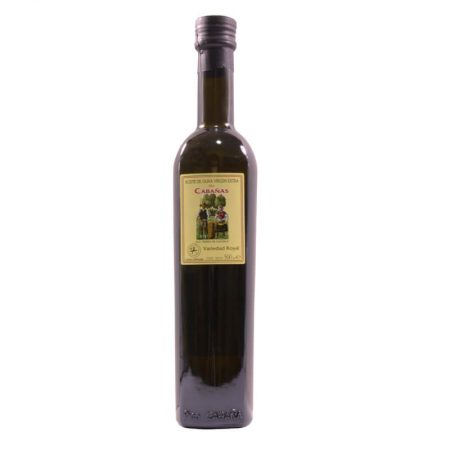 Royal olive oil of Pico Cabañas