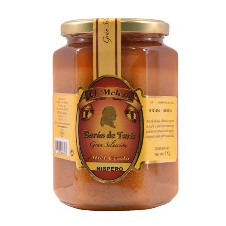 Loquat honey of barón de Turís