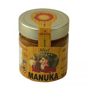 Bote de miel de Manuka de Sala e Higón de 400 g