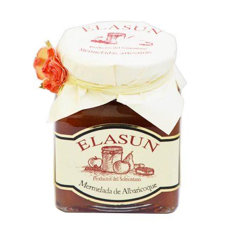 mermelada de albaricoque de Elasun