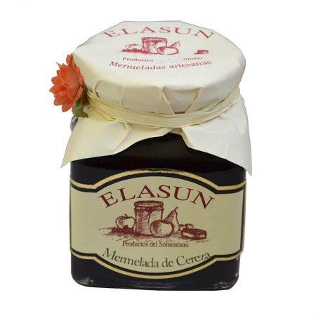 mermelada de cereza de Elasun
