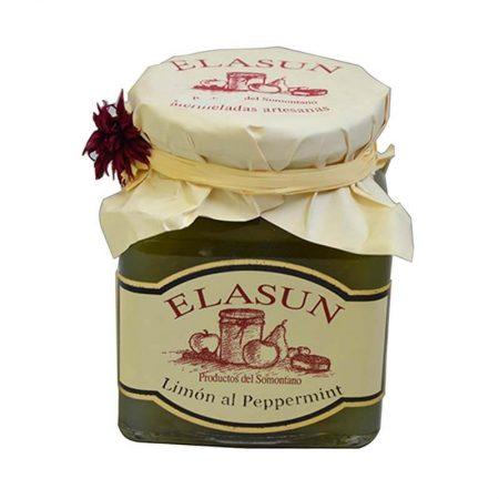 Mermelada de limón al peppermint  de Elasun