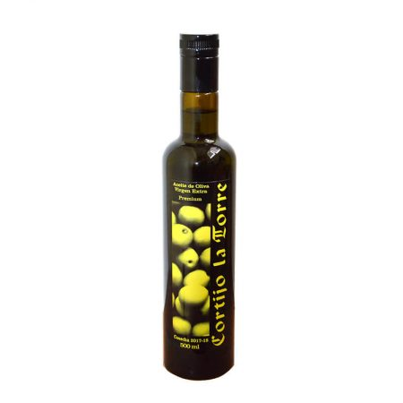 Olivenöl aus der Picual-Olive von Cortijo la Torre