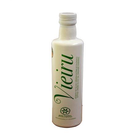 Organic olive oil from Gata Hurdes Vieiru