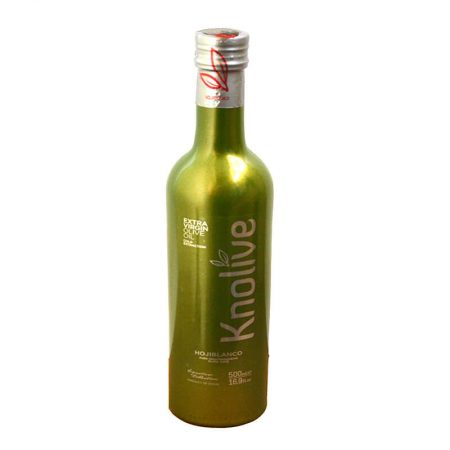Extra virgin olive oil Knolive hojiblanca 500 ml