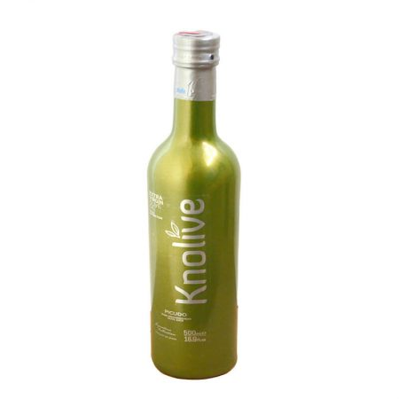 Extra virgin olive picudo Knolive 500 ml