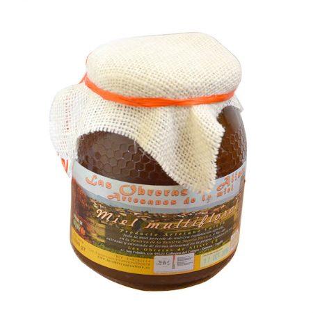 Miel multifloral de las Obreras de Aliste