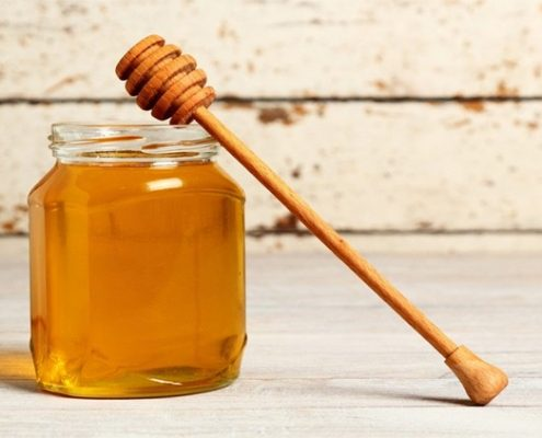 comprar miel cruda