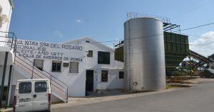 cooperativa de aceite de oliva de Algodoliva