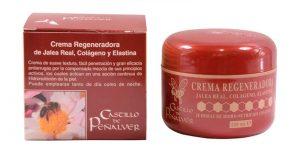 crema regeneradora con jalea real y colágeno de Castillo de Peñalver