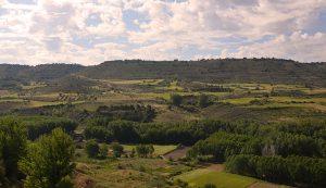 vistas de Brihuega