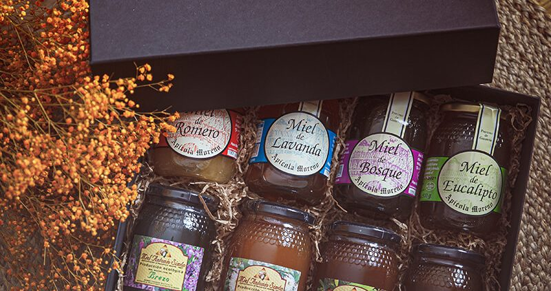 Selección de las mejores mieles de España, la abeja reina