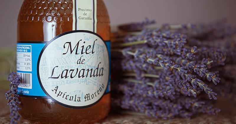 Miel de lavanda de 500 g de Apícola Moreno