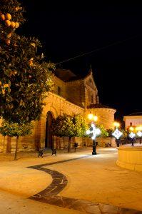 iglesia de Porcuna, Jaén