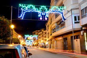 Porcuna, Jaén en Navidad