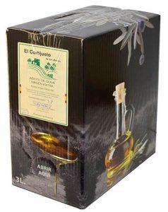 aceite de oliva en bag in box