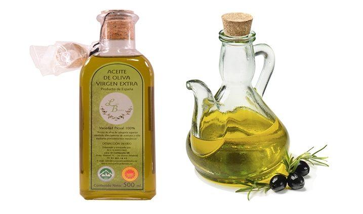 aceite de oliva para elaborar recetas de cosmética natural