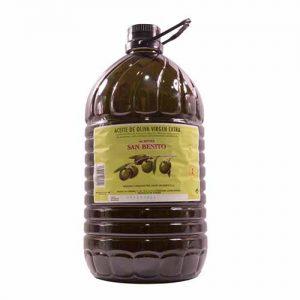 aceite de Oliva Virgen extra ideal para freír