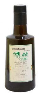 Aceite de Oliva Virgen extra rico en hidroxitirosol