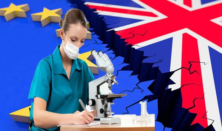 Efecto del brexit en la investigación de las abejas