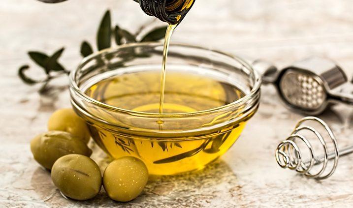 aceite de oliva para comer más sano