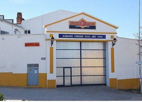 Cooperativa de San Benito en Porcuna