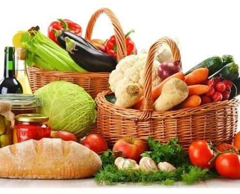 alimentos de una dieta equilibrada