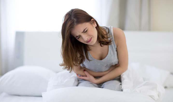 dolor menstrual en la mujer