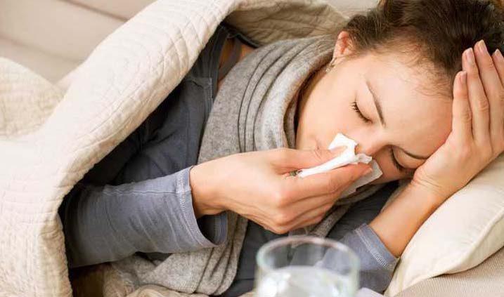 resfriado y dolor de garganta