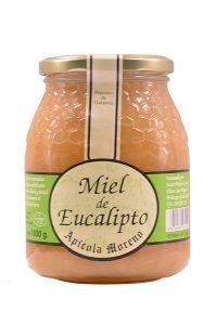 miel de eucalipto de Apícola Moreno