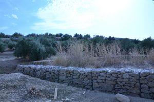 medidas de control de la erosión del suelo