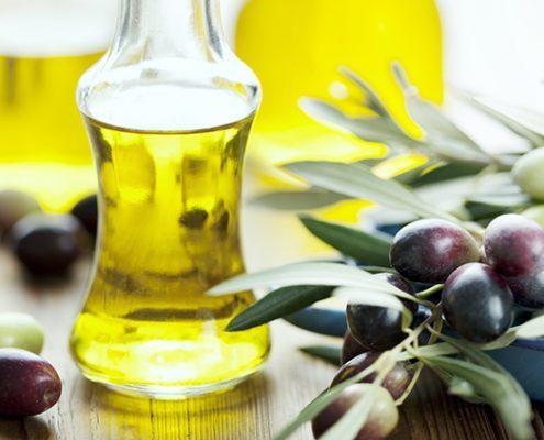 Helicobacter pylori y el aceite de oliva
