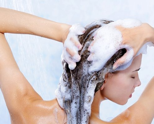 cuando lavarse el pelo