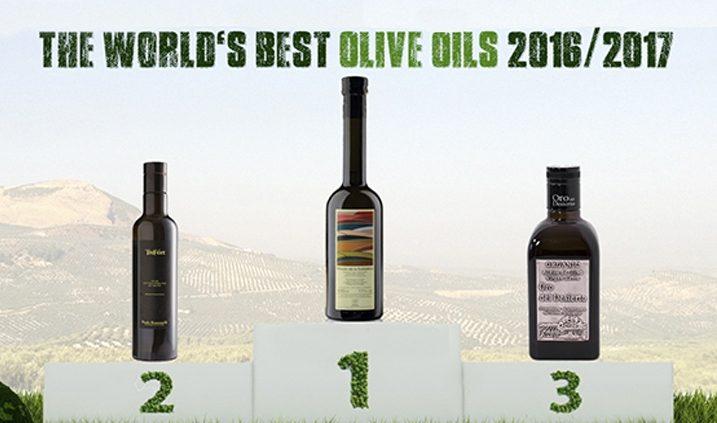el mejor aceite de oliva