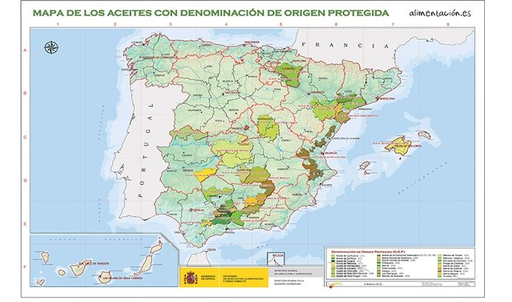 the best denominations of origin in Spain