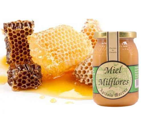 tomar miel cada día